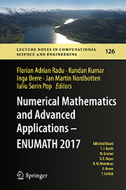 Cover Enumath Conference Proceedings 2017