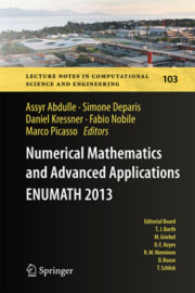 Cover Conference Proceedings Enumath 2013