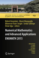 Cover Conference Proceedings Enumath 2015